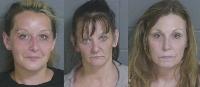 Three Rochester women nabbed in Granite Shield drug bust