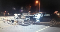 Dover man hurt in head-on crash remains in serious condition at Hub hospital