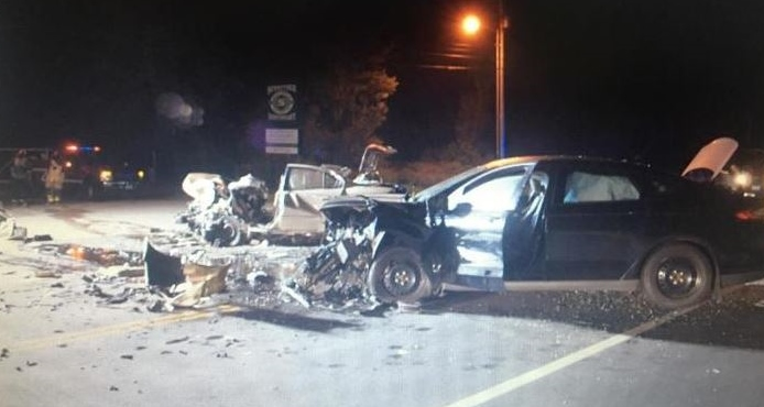 Dover man critically injured in head-on Madbury crash