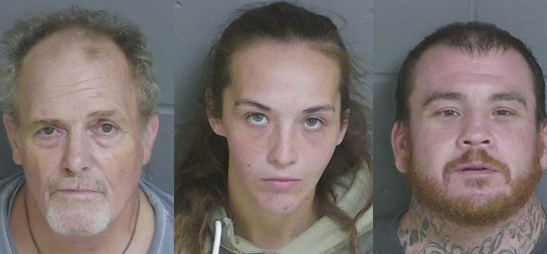 Rochester woman among four arrested in Dover drug probe
