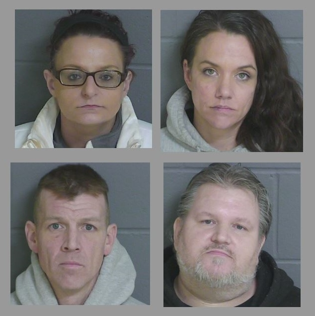 Four Dover residents picked up in multi-agency Tuesday drug sweep