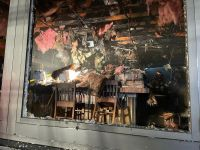 Saturday fire does significant damage to Dover's Shanty Tavern