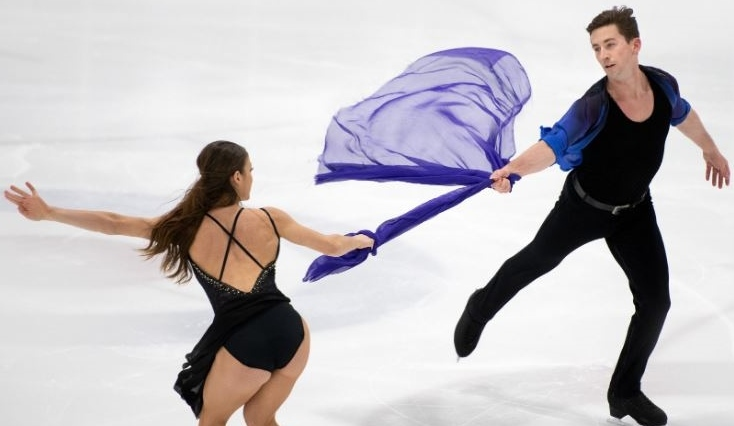 Grace, beauty of world-class ice dancing comes to Dover tomorrow