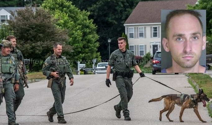 Old Rochester Road manhunt ends peacefully with Dover suspect in custody