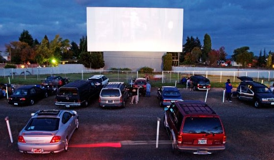 Drive-in movies coming to The Ridge for two Sundays next month