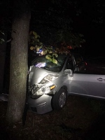 Teen charged with DWI after Autumn Street crash