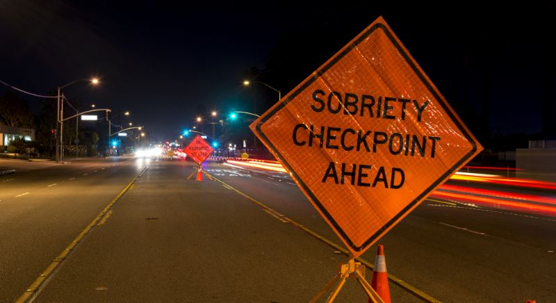 Spaulding Tpk. sobriety checkpoint nets just two  DWIs