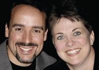 Dr. James Eckert, and Dr. Lizette Eckert ... longtime chiropractors