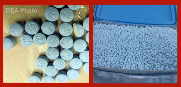 DEA warns users of cartel trafficking in phony prescription pills laced with fentanyl