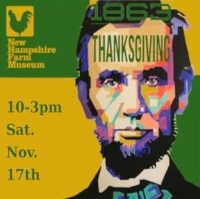 Farm Museum to host historical look at an 1863 Thanksgiving on Sat.