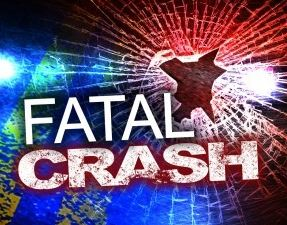 Female passenger dies in crash into utility pole