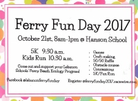 Portion of Upper Guinea Road closed for Ferry Fun Day