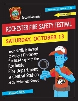 Fire Safety Festival promises a fun day for everyone