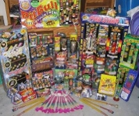 City police keeping fingers crossed on fireworks front