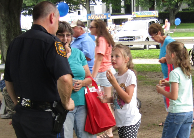Mark your calendars: National Night Out celebration set for Aug. 6