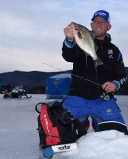 With winter bearing down, bone up on ice fishing skills