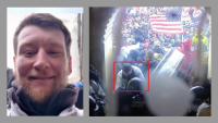 Lebanon man arrested in attack on Capitol denied bail by DC judge