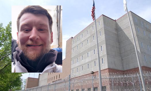 Lebanon man charged in Capitol violence being held at Rhode Island jail