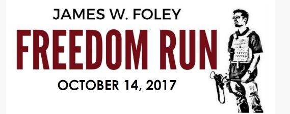 Freedom Run serves as major fund-raiser to honor slain journalist