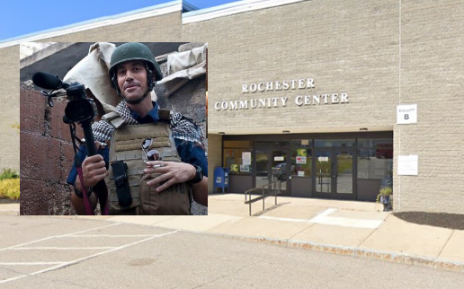Renaming Community Center ensures legacy of slain journalist Jim Foley lives on