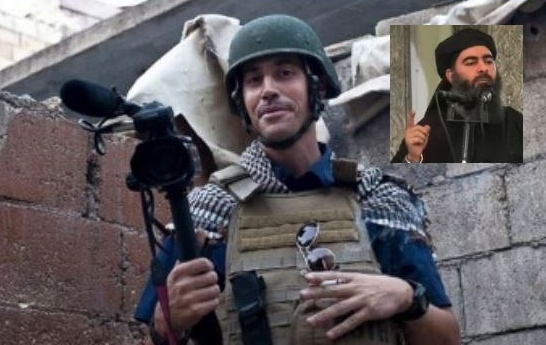 ISIS chief who ordered beheading of journalist Jim Foley dies 'like a dog' in U.S. raid
