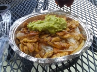 Bowled over! The Chilean provides a delicious surprise in Sanford