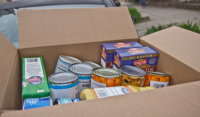 Schools, Rochester Opera House team up to fight hunger