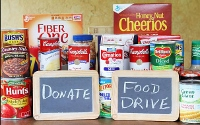 Ongoing food drive for schoolkids seeking donations