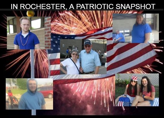 Rochester folks not buying into recent poll that showed patriotism at all-time low