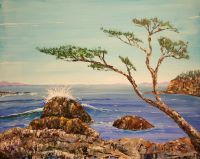 Hampton artist draws on nature to inspire his works