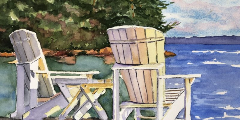 Eleven Seacoast artists who paint as a collective display as one, too