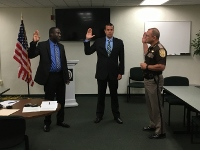 New deputies welcomed aboard at Sheriff's Department