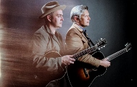 Legendary Gibson Brothers to strum up some bluegrass magic on Dec. 1
