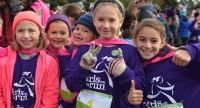 Girls on the Run will have a spring run at Maple Street Magnet School