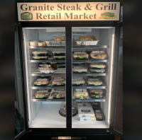 Granite Steak and Grill adds retail market to its dining options