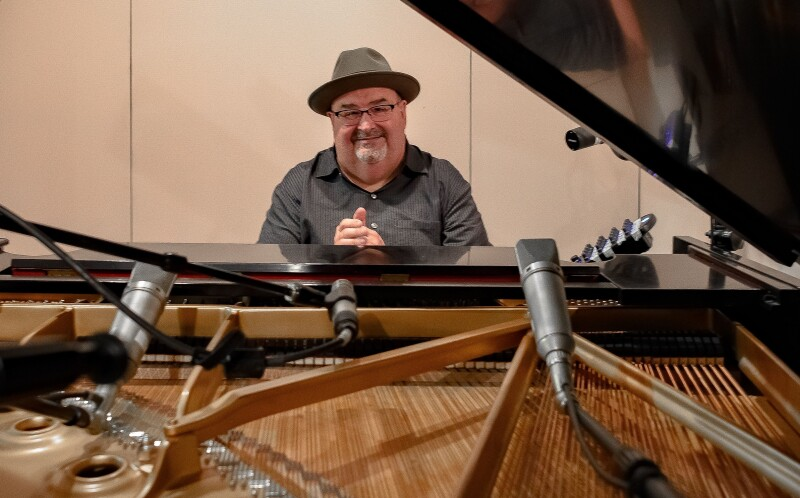 New Orleans funk music icon John 'Papa' Gros goes it alone for Newmarket show