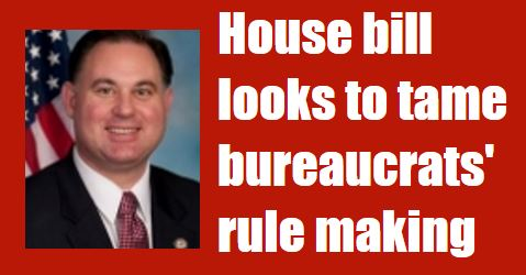 House bill aims to curtail abuse of bureaucratic power