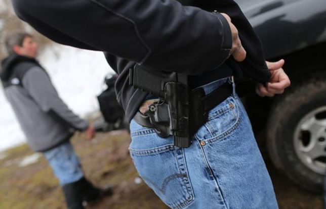 With N.H.'s OK, now all northern New England states allow Constitutional Carry