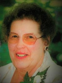 Shirley Gibb Haley ... taught town's first kindergarten