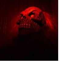 High-tech 'beautiful' horror awaits at Darkhill Cemetery