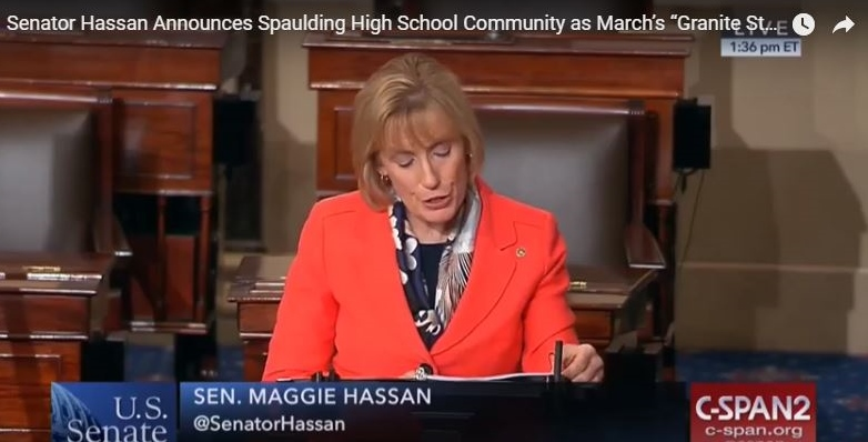 Spaulding High contribution to Florida school recognized on Senate floor