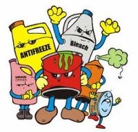 Regular household trash won't be allowed during Saturday's haz-mat disposal day