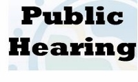 Public hearing on budget to take live comments but you must preregister