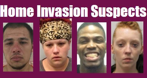 4 indicted in armed home invasion, robbery at city motel