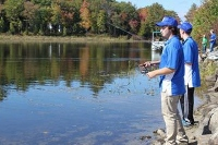 High school anglers statewide prepare for bass tourney