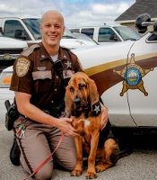 Sheriff's deputy, K-9 partner Jasper recertified for search and rescue