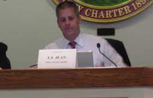 Former city mayor one of two applicants to fill seat vacated by Lachance resignation