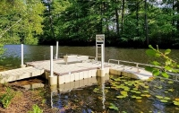 Handicap-accessible kayak launch installed along Cocheco River