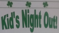 Parents take note: Kids Night Out set for tomorrow!