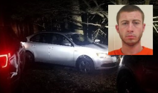 Maine man captured in Acton after high speed chase that began in Rochester